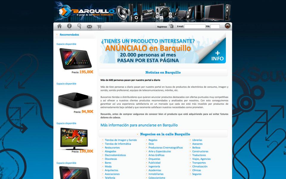 Sajez informatica diseno web optimizado moviles dise o piku for Diseno arquitectonico informatica