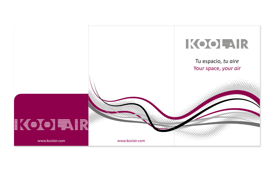 Carpeta Corporativa KOOLAIR