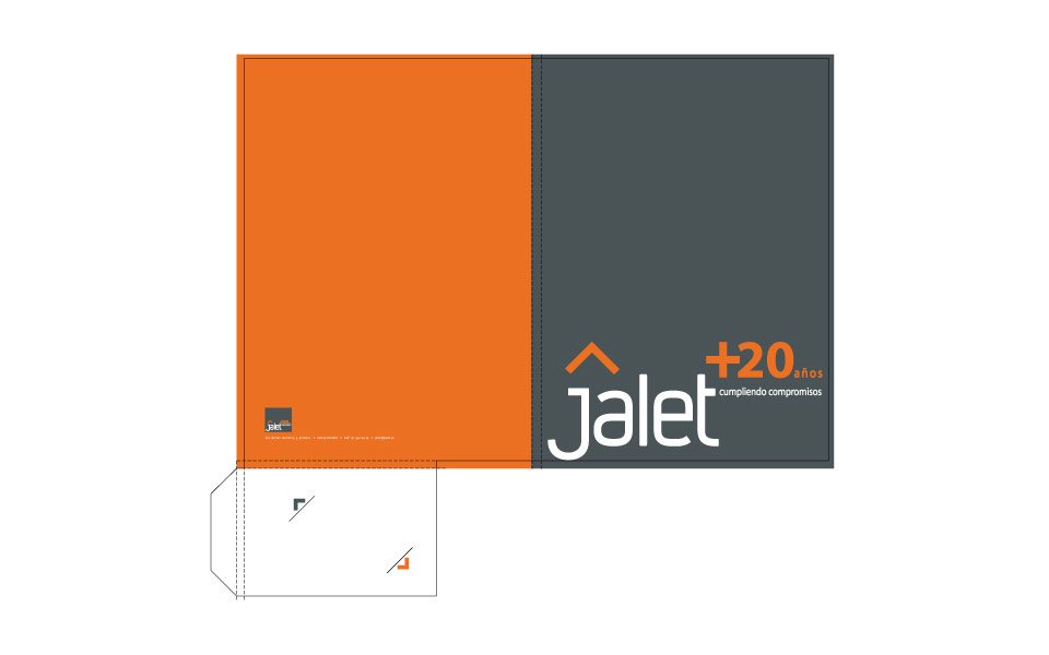 Carpeta Corporativa Jalet