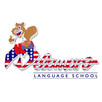 Diseño  de Logotipo para Delaware Language School