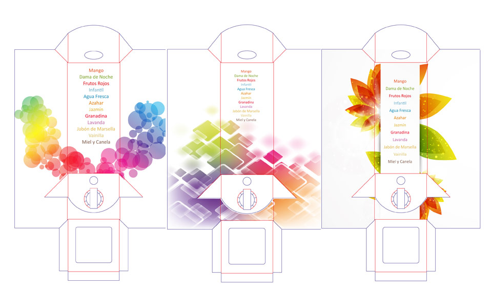 Diseño Interior Packaging 2