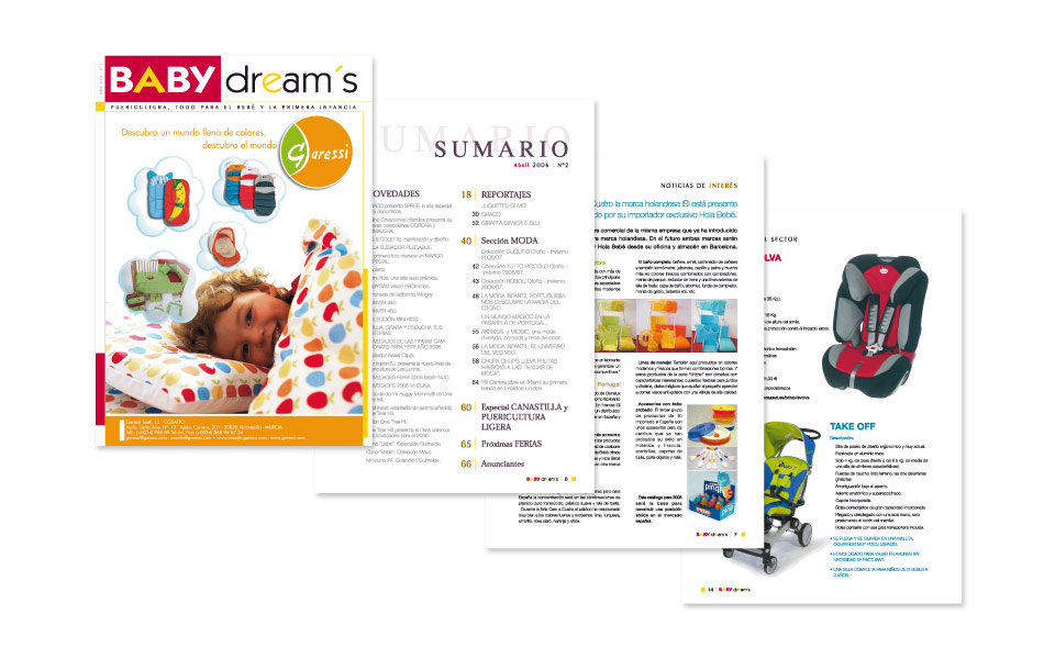 Revista Babydreams